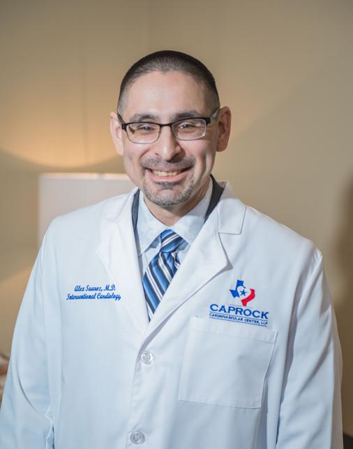 Dr. Suarez - Cardiologist